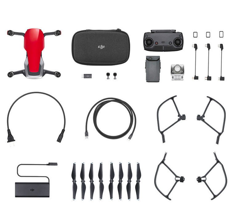 DJI Mavic Air 同梱品